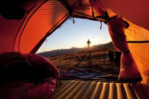 Checkliste für das Campen mit dem Zelt