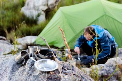 Hygiene-Tipps für das Campen in der Natur