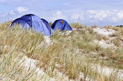 Welcher Zelt-Typ ist der Bessere?