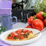 Ein Campingurlaub muss gut gepkant sein, das gilt besonders für die Küche beim Campingurlaub